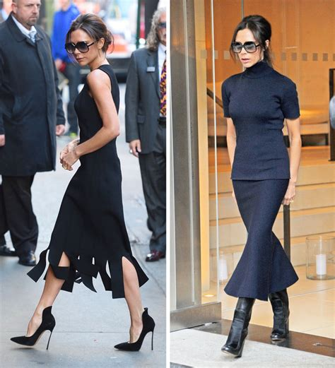 Posh Wants To Borrow Jlos by How To Get Beckham S Style Instyle