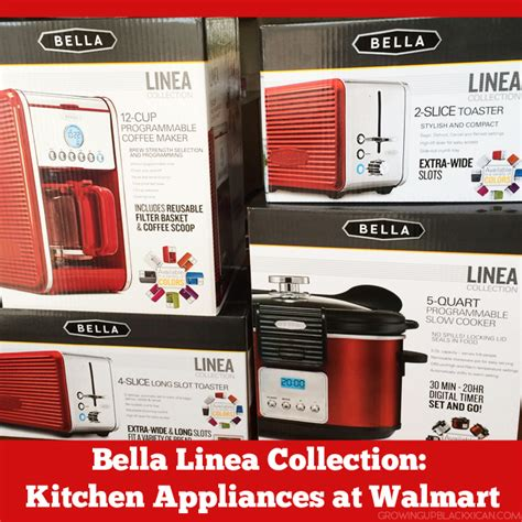 bella kitchen appliances bella linea collection kitchen appliances exclusively at