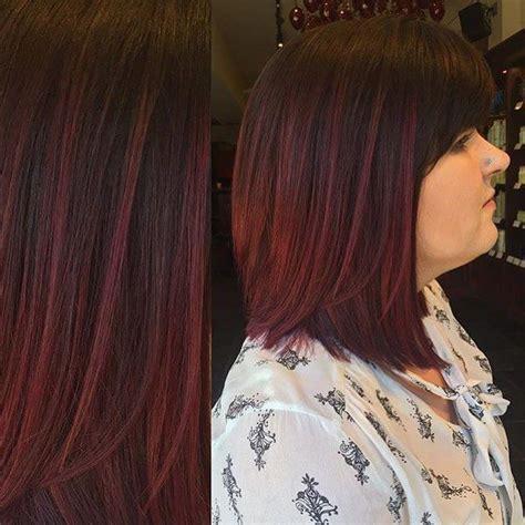 flattering balayage hair color ideas