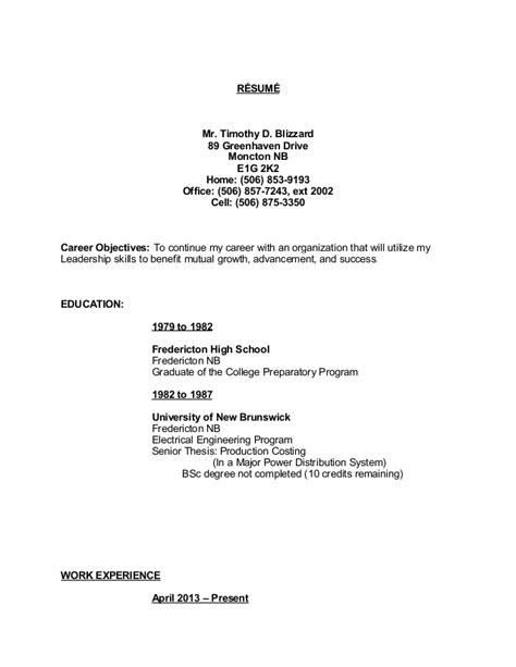 Coach K Resume by Coach K Resume