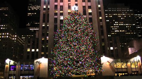 Trends Decoration Rockefeller Center Christmas Tree Lighting Of Tree 2014
