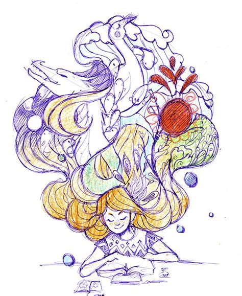 libro sketching from the imagination daydream imagination sketch by maxyvert com on dibujos