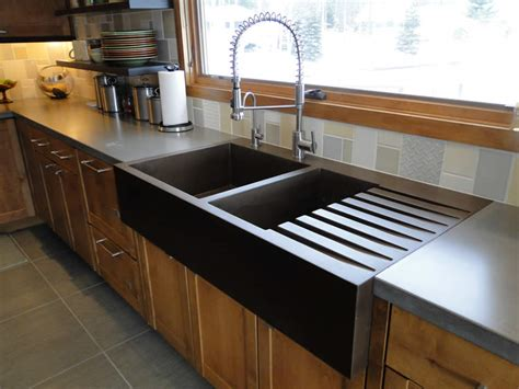 Countertops Utah County by Concrete Countertops Utah County Modern Business Offices