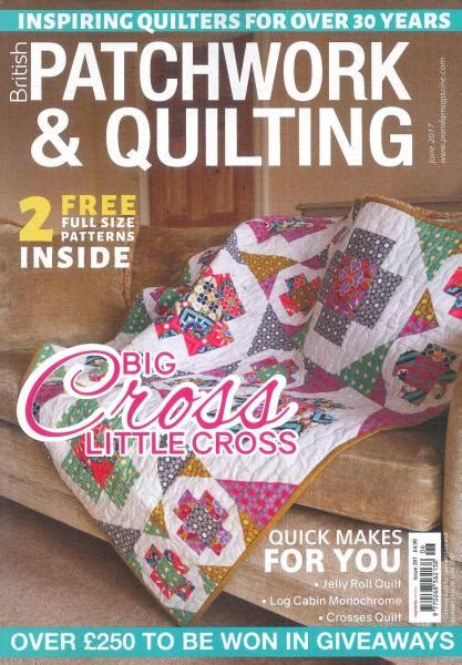 Patchwork And Quilting Magazines - patchwork and quilting magazine subscription