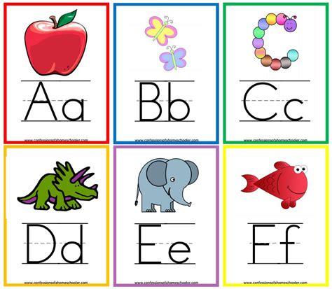 printable alphabet flashcards without pictures printable abc flash cards without pictures infocard co