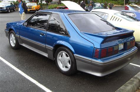 1992 mustang hatchback ultra blue 1992 ford mustang gt hatchback