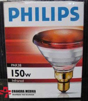 Bohlam Lu Infrared Philips jual bohlam infrared philips bohlam infra merah philips 150w