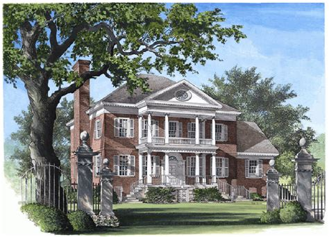william poole house plans william e poole designs brewton house