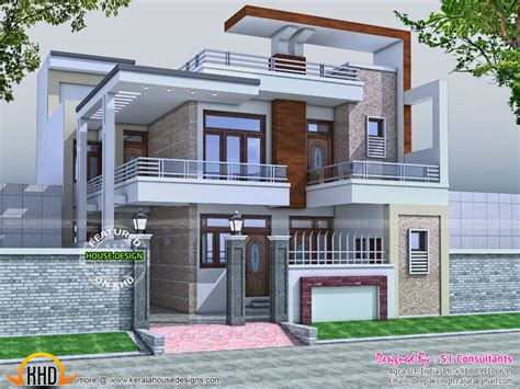 contemporary home designs and floor plans home design x contemporary house kerala home design and