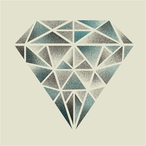 rough diamond tattoo huddersfield 75 best images about gem on pinterest