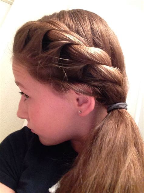 images of braids with french roll hairstyle french twist braid hair pinterest