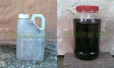 Pupuk Kno3 Dan Mkp sabut kelapa sebagai sumber hara kalium organik