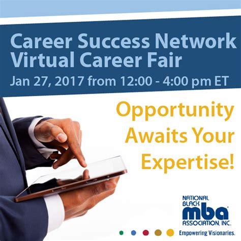 Mba Career Fairs Chicago by Career Success Network Career Fair Nbmbaa Chicago