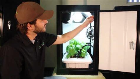 hydroponic grow box works  growing kit  supercloset