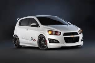 chevrolet sonic and cruze sema offensive coming