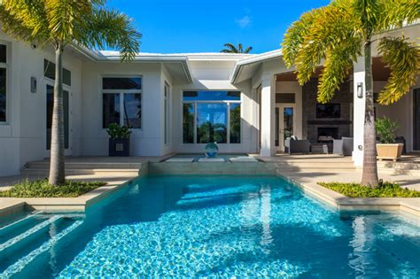 florida modern homes naples florida modern private residence contemporary