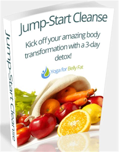 Jump Start Detox Plan by For Belly Review Burn Improve Mental Health