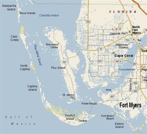map of florida showing island sw florida barrier islands exploration florida fishing