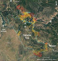 map california fires california fires map today my