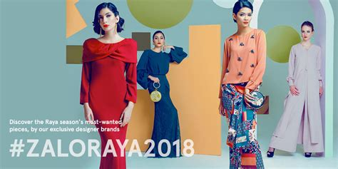 new year collection zalora new baju raya collection at zalora my escape trip and deals