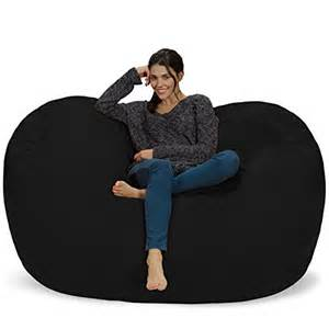 chill bag bean bags 6 feet bean bag lounger large black b00p21ur28 amazon price tracker