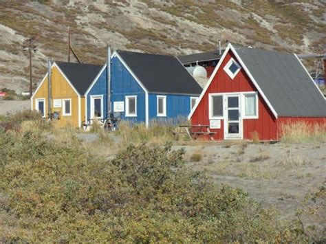 greenland houses 21 august 2010 goodbye greenland polartrec