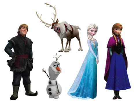 printable frozen characters the little mermaid free printable toppers and wrappers oh