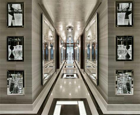 decorar interiores modernos pasillos pintados y decorados para interiores modernos