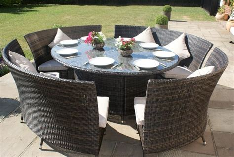 Outdoor Dining Sets For 10 Outdoor Dining Table For 10 Stocktonandco