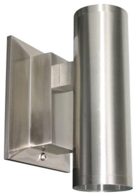 progress lighting p5713 30 ivt111 up outdoor mini cylinder wall mount modern