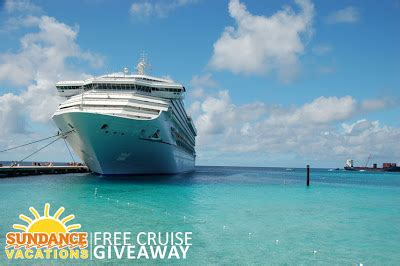 sundance vacations launches cruise giveaway contest on facebook wandering educators - Sundance Cruise Giveaway