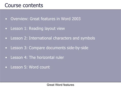 reading layout word 2003 microsoft 174 office word 2003