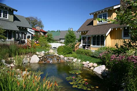 Cottages At Summer by Review Of The Mountain Resort In Michigan