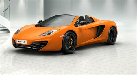 orange mclaren 12c mclaren mp4 12c spider orange image 146