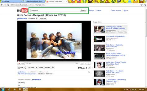 download youtube dari chrome korang search je la apa apa jenis video yang korang nak