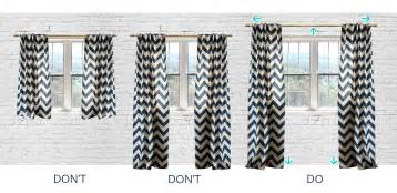 designer tip how to hang your curtains the havenly blog