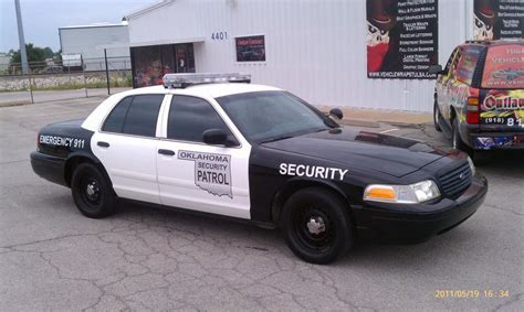 Security Car from Outlaw Kustomz Tint, Film, and Wraps in