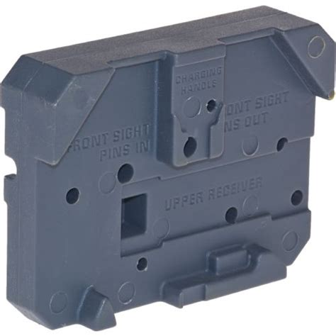 ar 15 front sight bench block wheeler 174 engineering ar armorer s bench block academy