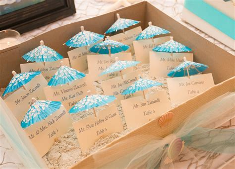 place ideas 20 wonderful and place card ideas for a