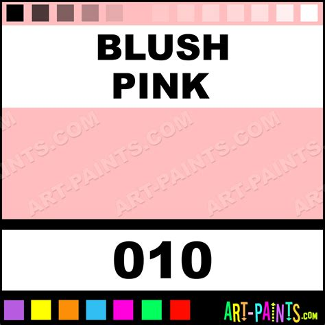 blush color code blush pink four in one paintmarker marking pen paints
