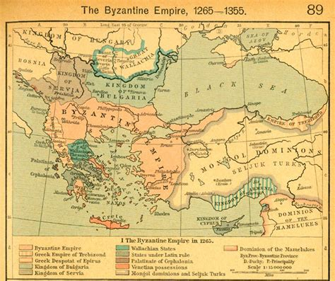 byzantine empire a history from beginning to end books historical atlas by william r shepherd perry casta 241 eda