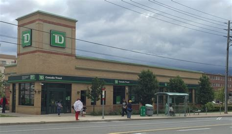 td bank branch locations td bank pulling up stakes birch cliff news birch cliff
