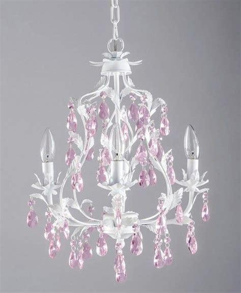 kronleuchter pink rosa homeoffice dekoration kinder kronleuchter mit rosa kristall