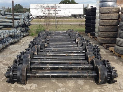 boat trailer axles with electric brakes 15k electric drum brake trailer axle your heavy duty