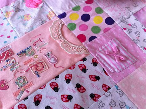 How To Make Patchwork Quilt From Baby Clothes - patchwork memory quilts and keepsake blankets