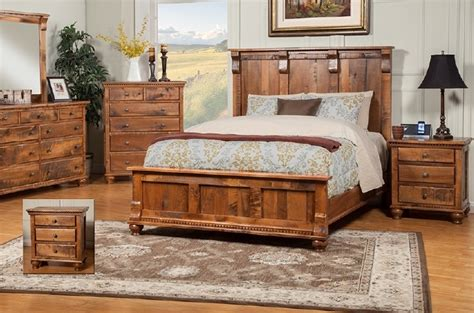 Rustic Bedroom Set Bradley S Furniture Etc Utah Rustic Bedroom Furniture