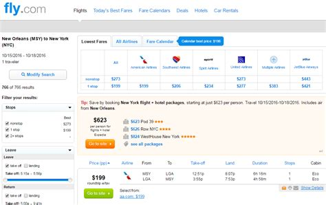 Aa Baggage Fee by 199 223 New Orleans To From Nyc R T Fly Com