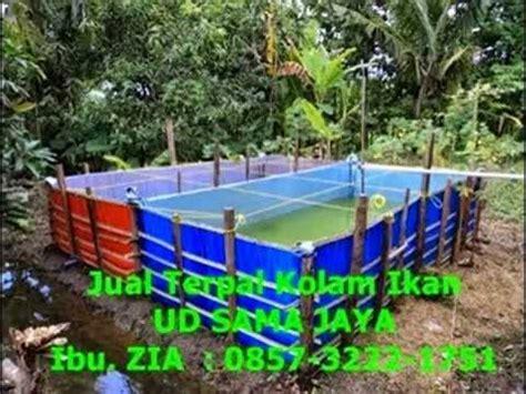 Jual Kolam Terpal Cirebon 0857 3222 1751 jual kolam terpal cirebon
