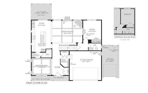 nantucket floor plan nantucket beechen dill homes