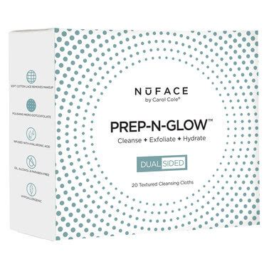 Nuface Mask Sheet shop nuface mecca